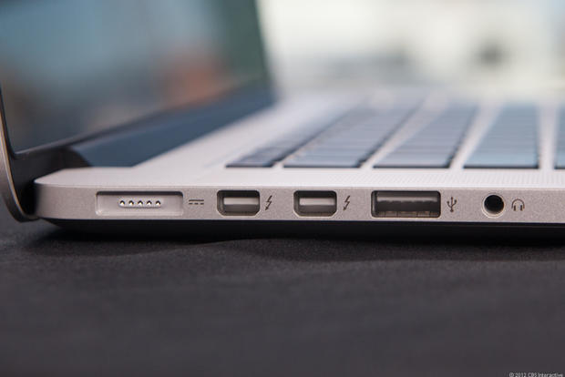 MacBook Pro with Retina Display: Hands-on (pictures)
