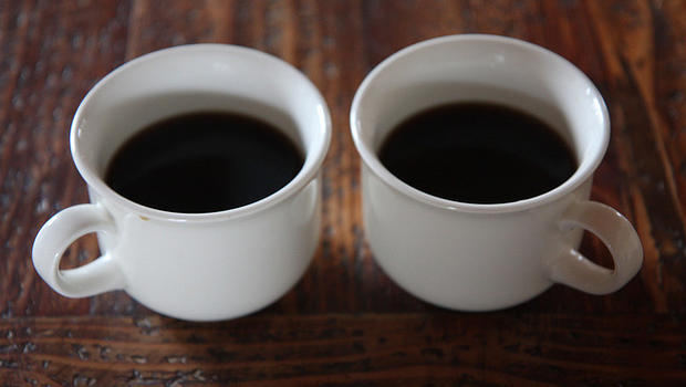 Two Cups Two to Four Daily Cups of