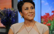 """Robin Roberts: """"CTM"""" co-hosts send well wishes"""