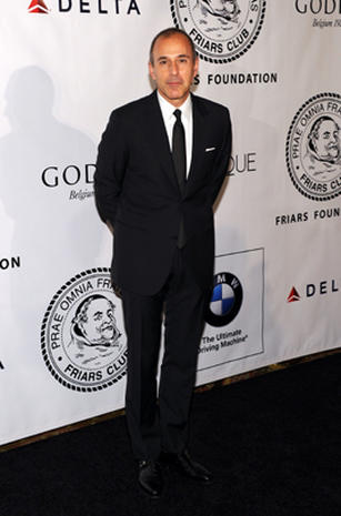 Tom Cruise honored by Friars Club