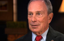 NYC Mayor Bloomberg on being a philanthropist