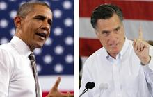 Dueling speeches: Romney, Obama face off on economy