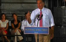 """Romney: Keystone Pipeline will happen """"if I have to build it myself"""""""