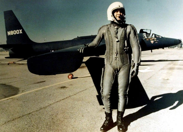 U-2 pilot Francis Gary Powers
