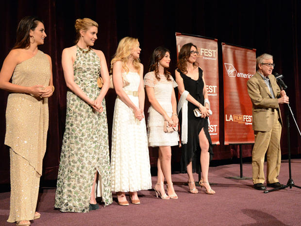 """""""To Rome With Love"""" L.A. premiere"""