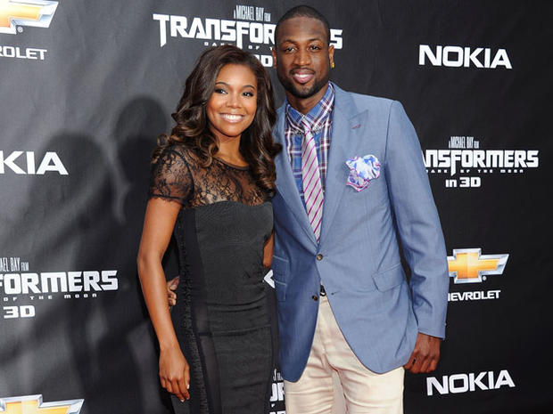 Ex-wife of NBA star Dwyane Wade arrested