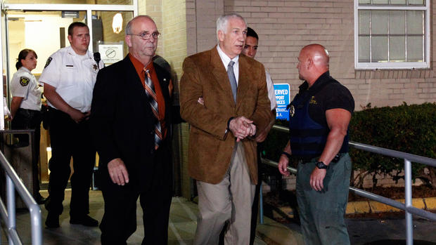 Jerry Sandusky gets 30 to 60 years in prison
