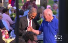 Holder mingles at Congressional picnic before contempt vote