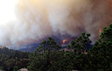 Firestorm of epic proportions ravages Colo.