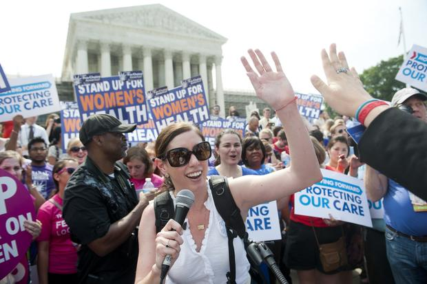 Photos: Decision day on health care act