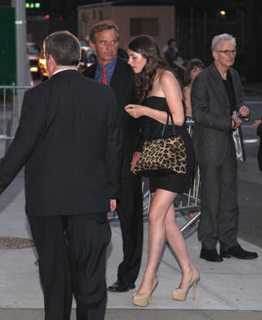 Alec Baldwin and Hilaria Thomas' wedding