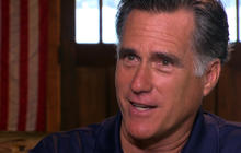 "Romney: Individual mandate ""is a tax"""