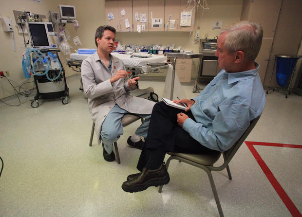 Inside Chicago trauma unit