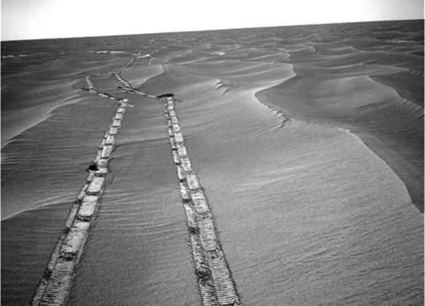 Pictures of Mars the red planet