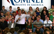 "Romney: Obama is ""outsourcer-in-chief,"" not me"