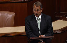 "Boehner: Repealing health care was our ""pledge to America"""
