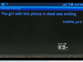 Gurpreet Kaur received this text message from her sister the same day she vanished.