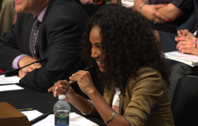 Jada Pinkett Smith testifies on Capitol Hill