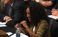 Jada Pinkett Smith testifies on Capitol Hill