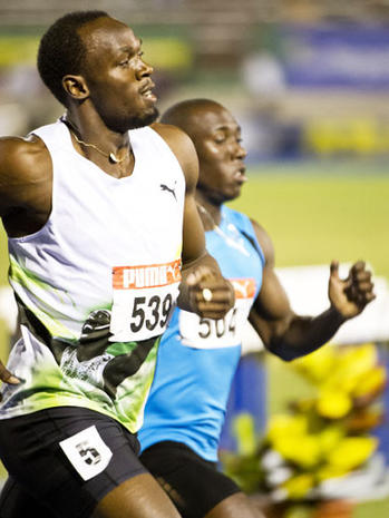 Usain Bolt - Photo 27 - Pictures - CBS News