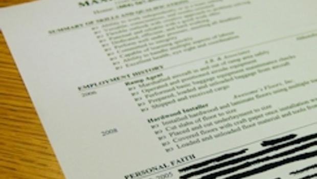 5 Job Application Cover-letter Disasters