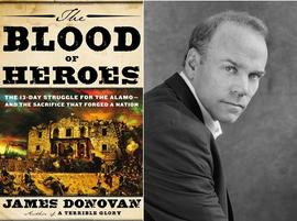 The Blood of Heroes, James Donovan