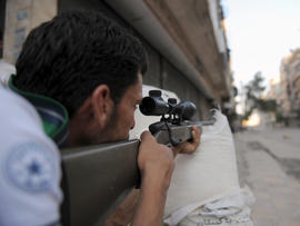 syria, opposition, rebels, free syrian army, aleppo