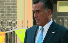 Romney flubs, tells press of secret MI6 meeting