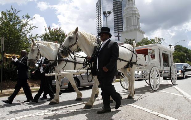 Kile Glover, Usher's stepson, laid to rest