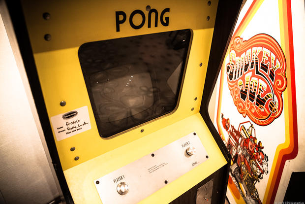 The art of classic arcade games