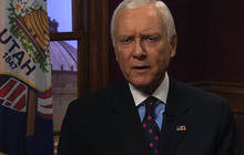 "Hatch: Obama ""holding America's economy hostage"""