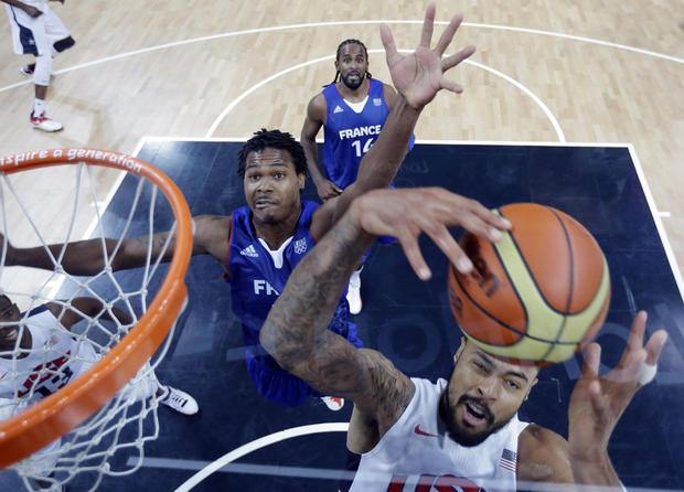 U.S. Olympic men's basketball team wins gold