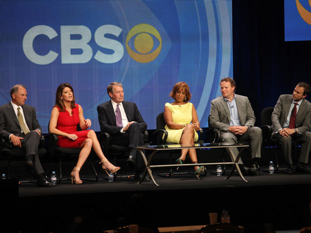 Sneak peek at fall TV on CBS