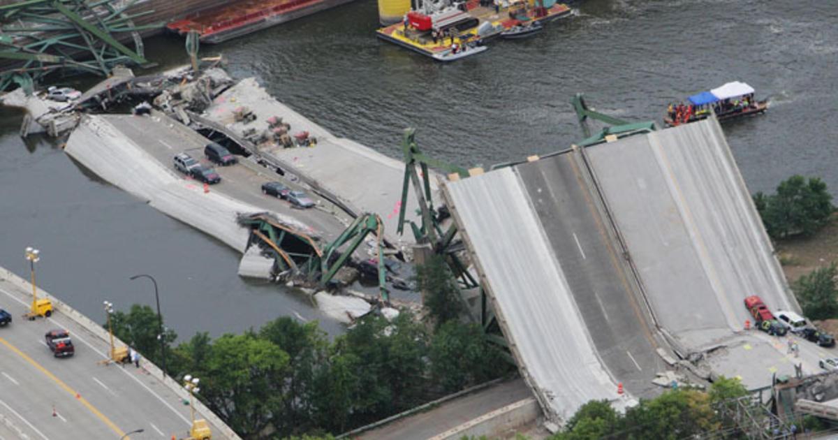 10 Years After Bridge Collapse America Is Still   NPR