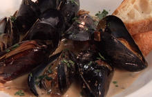 Learn the secret to perfect steamed mussels