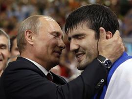 Vladimir Putin, Tagir Khaibulaev