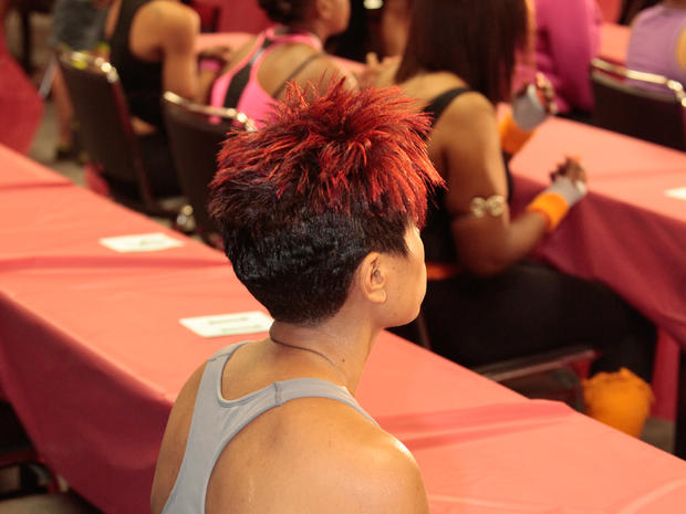 """Third annual """"Hair Fitness"""" contest promotes exercise"""