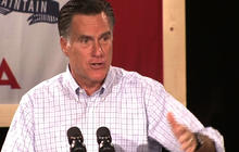 Romney: Obama's always opposed work in welfare