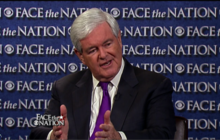 "Gingrich calls Ryan ""extraordinarily exciting choice"""