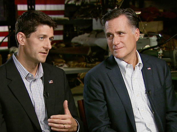 Romney & Ryan: The first interview