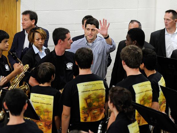 Paul Ryan, las vegas