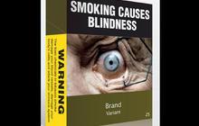Australia's graphic tobacco warning labels
