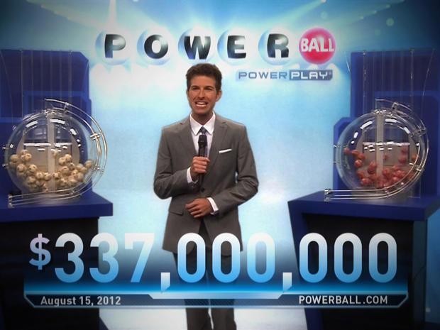Powerball revealed