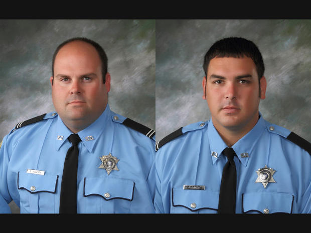2 La. deputies killed in ambush west of New Orleans