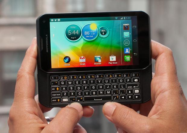 Motorola Photon Q 4G LTE (Sprint)