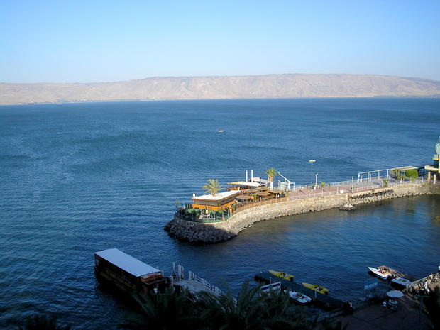 Sea of Galilee, Tiberias, Israel, generic