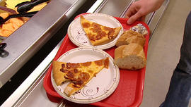 School lunches become billion dollar battlefield