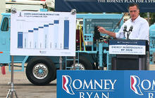 "Romney: Energy independence by 2020 ""achievable"""