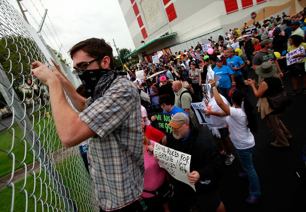 Protests at Republican National Convention