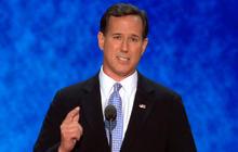 """Santorum: Romney, Ryan will stop """"assualt"""" on family"""